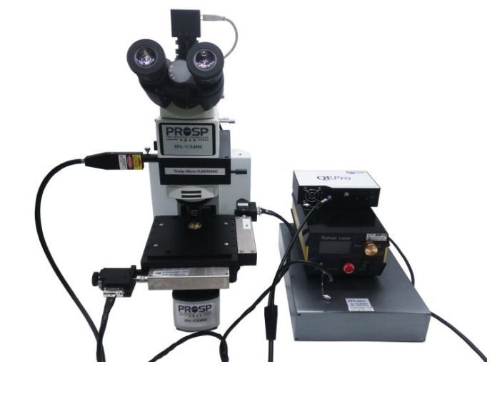 显微荧光光谱